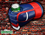 Uberfist Hockey Glove - Montreal | Beer Fist, Beer Koozie, Beverage Holder, Bottle, Can, Cup, Drinking Fist, Foam Beer Fist, Gift