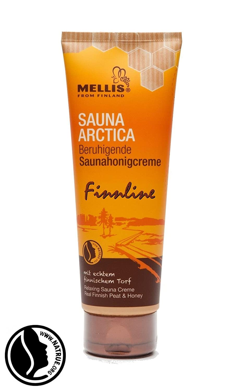 Weigand Saunahonigcreme Beruhigend mit echt finnischem Torf I 125 ml I 150 g Tube I Saunahonig I Creme I Mellis I Saunazubehör I Sauna I Saunaaufguss I Peeling I Weigand® Wellness I Prime - Versand durch Finnline