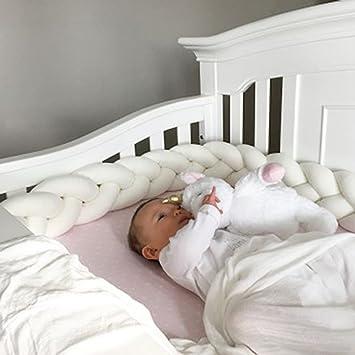 Amazon.com: Para cuna de bebé almohadillas para orejas se ...