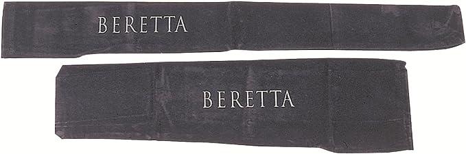 Trattato con Additivi Speciali Non Oleosi Rimozione Rapida di Ruggine e Piombo BERETTA Panno Morbido Made in Italy per Pulizia Professionale delle Canne del Fucile Fino a 71cm Color Crema