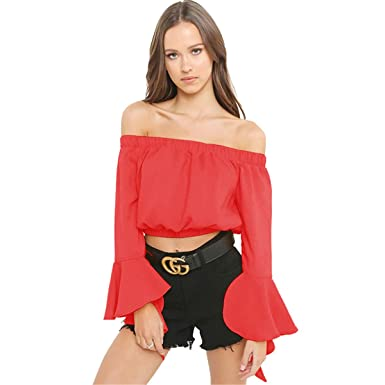 COCO clothing - Chemisier - Body Chemise - Manches Longues - Femme   Amazon.fr  Vêtements et accessoires 61f1ffc64c5