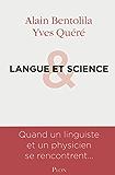 Langue et science