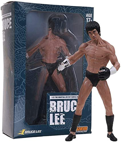harmoney Action 19cm 1 12 Bruce Lee Figurines Modèle Jouets