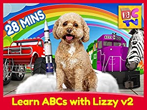 Learn ABCs with Lizzy the Dog! (Updated)