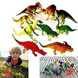 Educational Realistic Looking Large Dinosaurs Figures Allosaurus Tyrannosaurs Stegosaurus and More