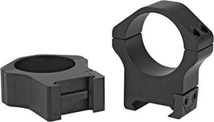 Amazon Com Warne Scope Mounts 515m 30mm Pa High Matte Rings Multi One Size Sports Outdoors