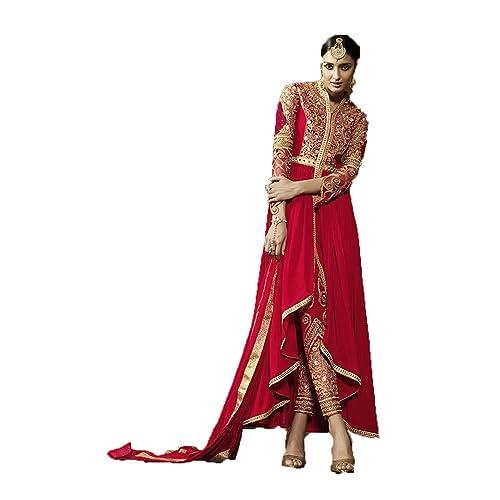 Bollywood Silk Saree: Amazon.de