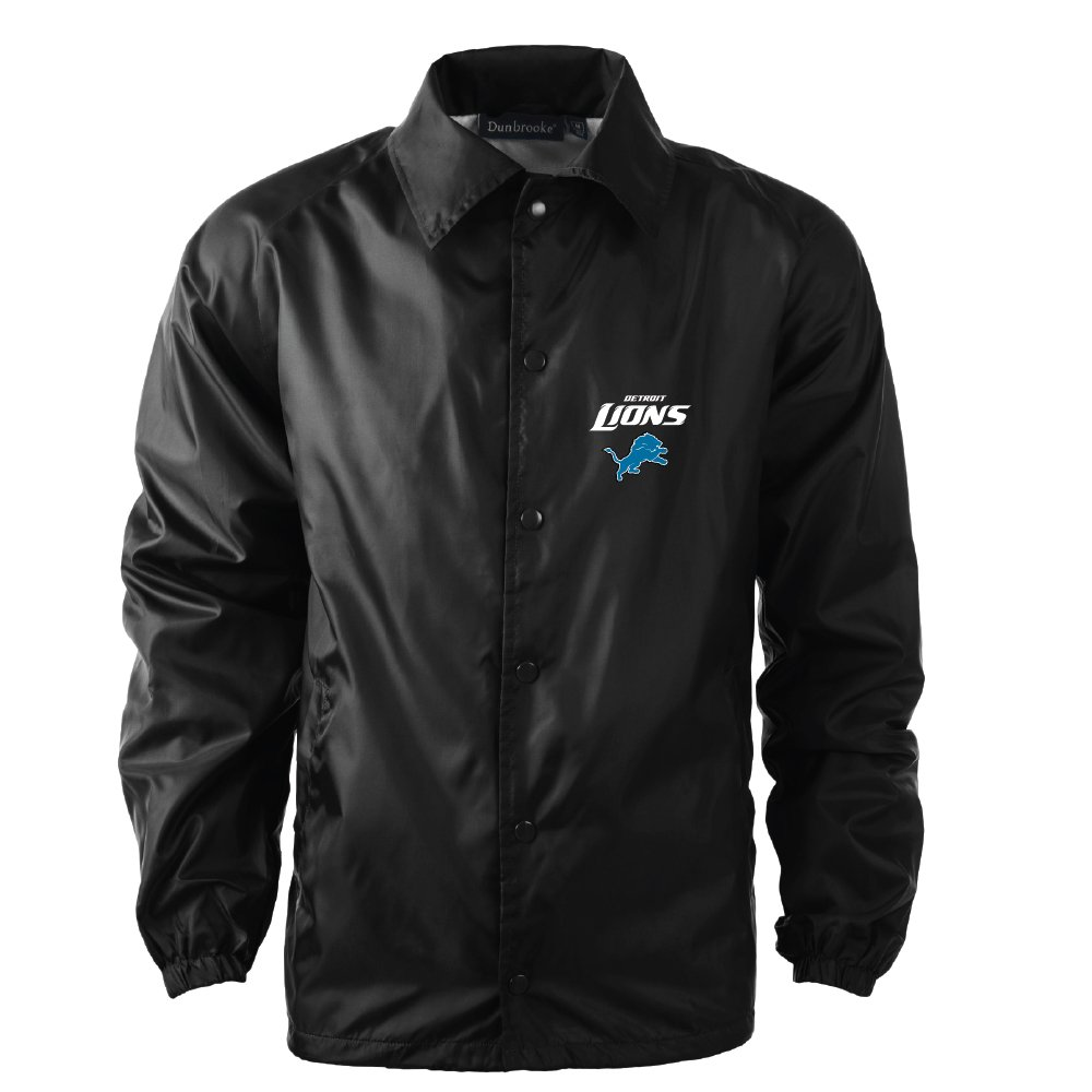 Amazon.com : NFL Coaches Windbreaker Jacket : Sports & Outdoors