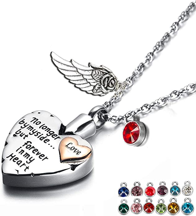 Urn Necklace Cremation Jewelry Diamond Starburst Necklace Celestial Cremation Pendant Ash Jewelry Pet Loss