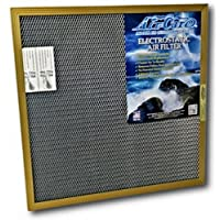 Air-Care 20x24x1 Gold Electrostatic Washable Permanent A/C Furnace Air Filter 94%