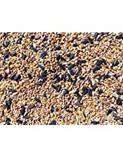 25kg Pet Performance Four Season Garden Wild Bird Seed Food For Feeders & Bird Tables