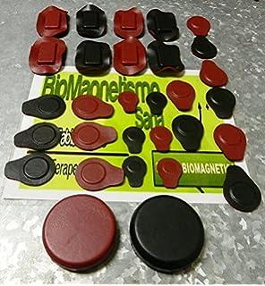 15 Pair Set of Magnets Ceramic @ Neodymium for Biomagnetismo Biomagnetism Pair Dr Goiz