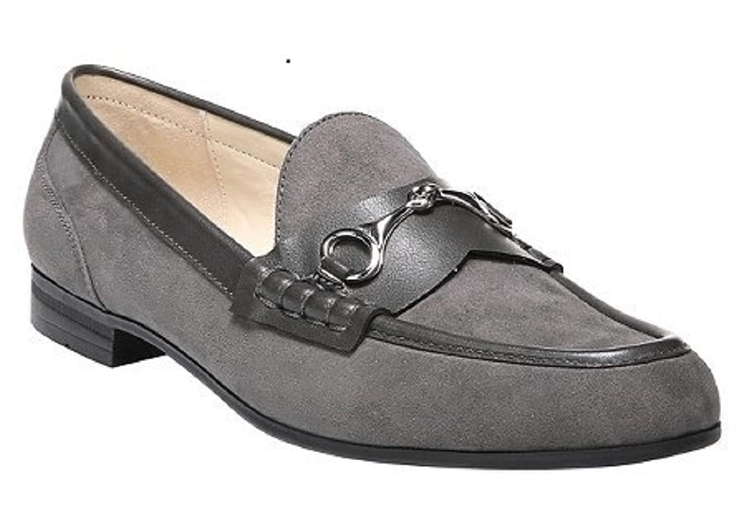 Sam & Libby Tayden Loafer in Grey (8)