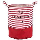 Bobury Linge pliant Panier de la lessive Stockage Baril Stockage panier Boîte de rangement pour vêtements de jouets
