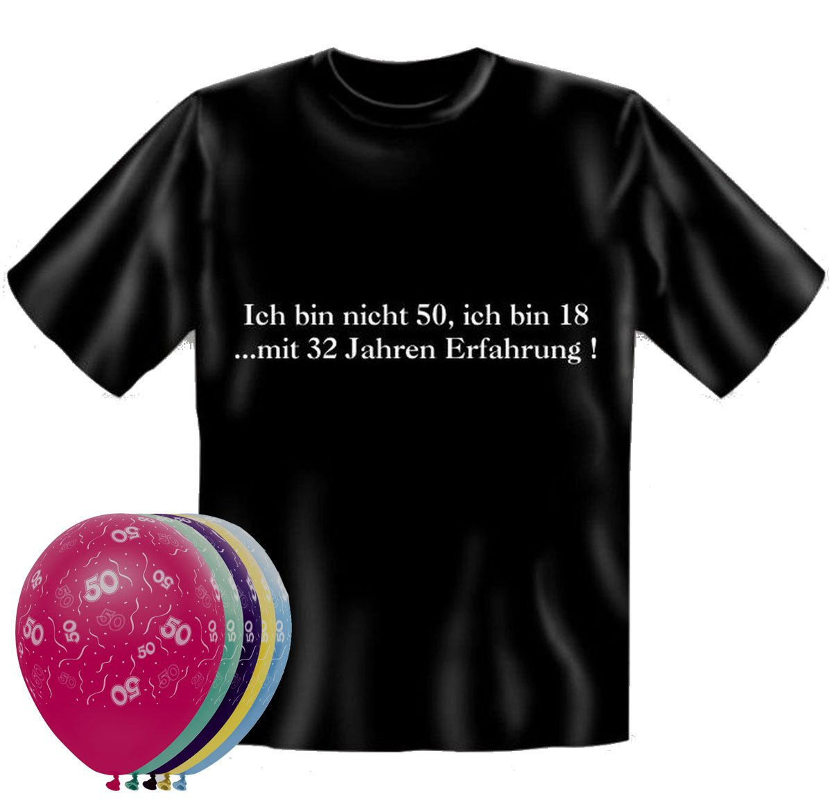 MakenGO & Co. KG Fun-Shirts-Geschenke-Textildruck Camiseta ...