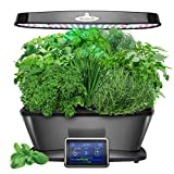 AeroGarden Bounty Elite with Gourmet Herb Seed Pod...