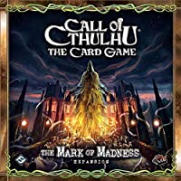 Amazon.com deals on Call of Cthulhu LCG: The Mark of Madness Game