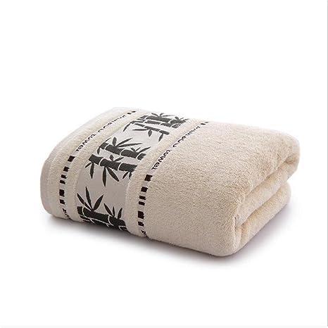 algodón Toallas de baño Hombres / Mujeres Niños Albornoz Tomar un baño Absorción de agua Hotel