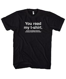 Geek Social Interaction - Science - Physics - Nerd 700762 T-Shirt 001 XL