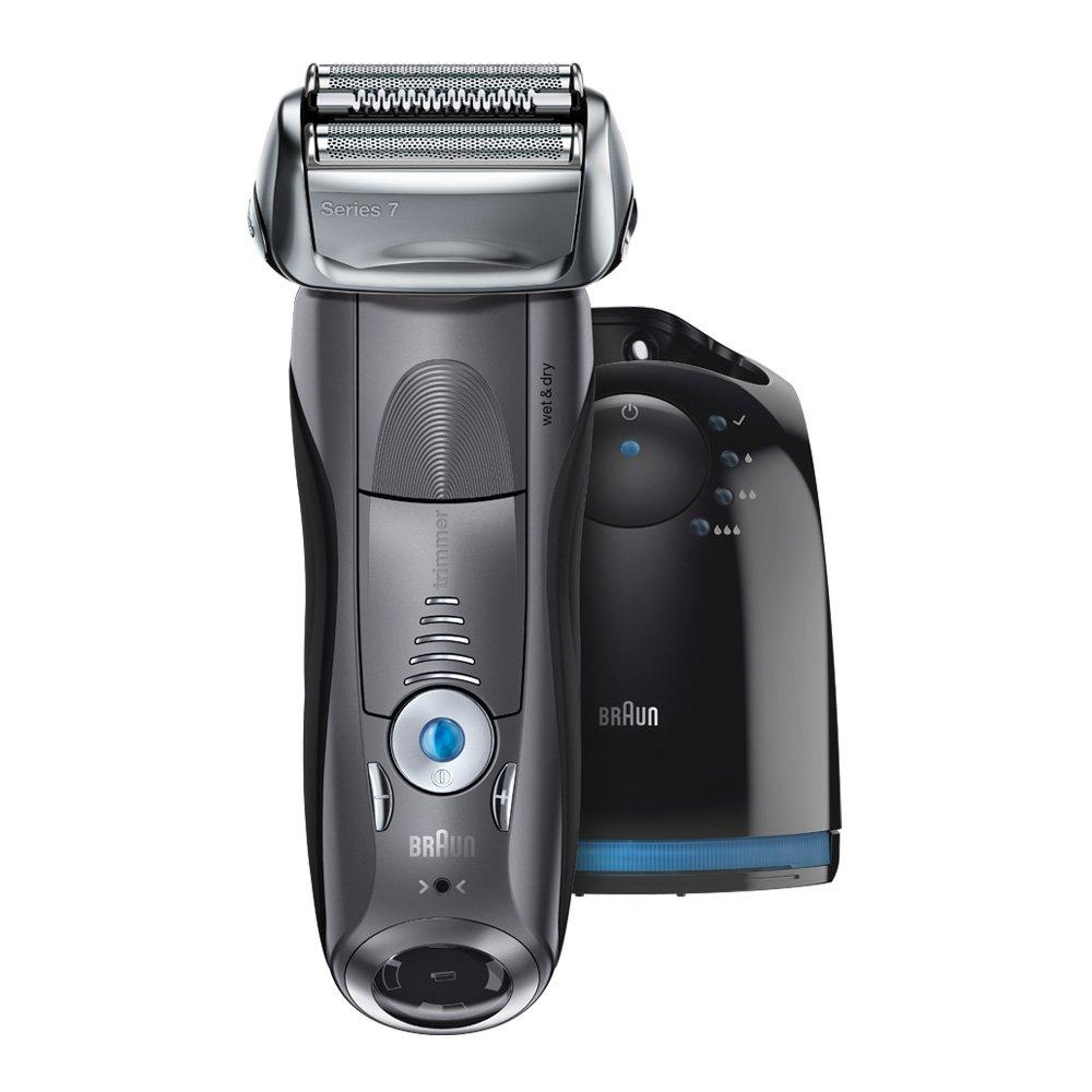 ブラウン シリーズ7 メンズ電気シェーバー 4カットシステム 7867cc お風呂剃り可