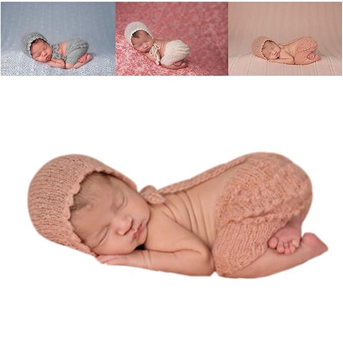 Amazon.com: Recién nacido fotografía apoyos bebé niño Niña ...