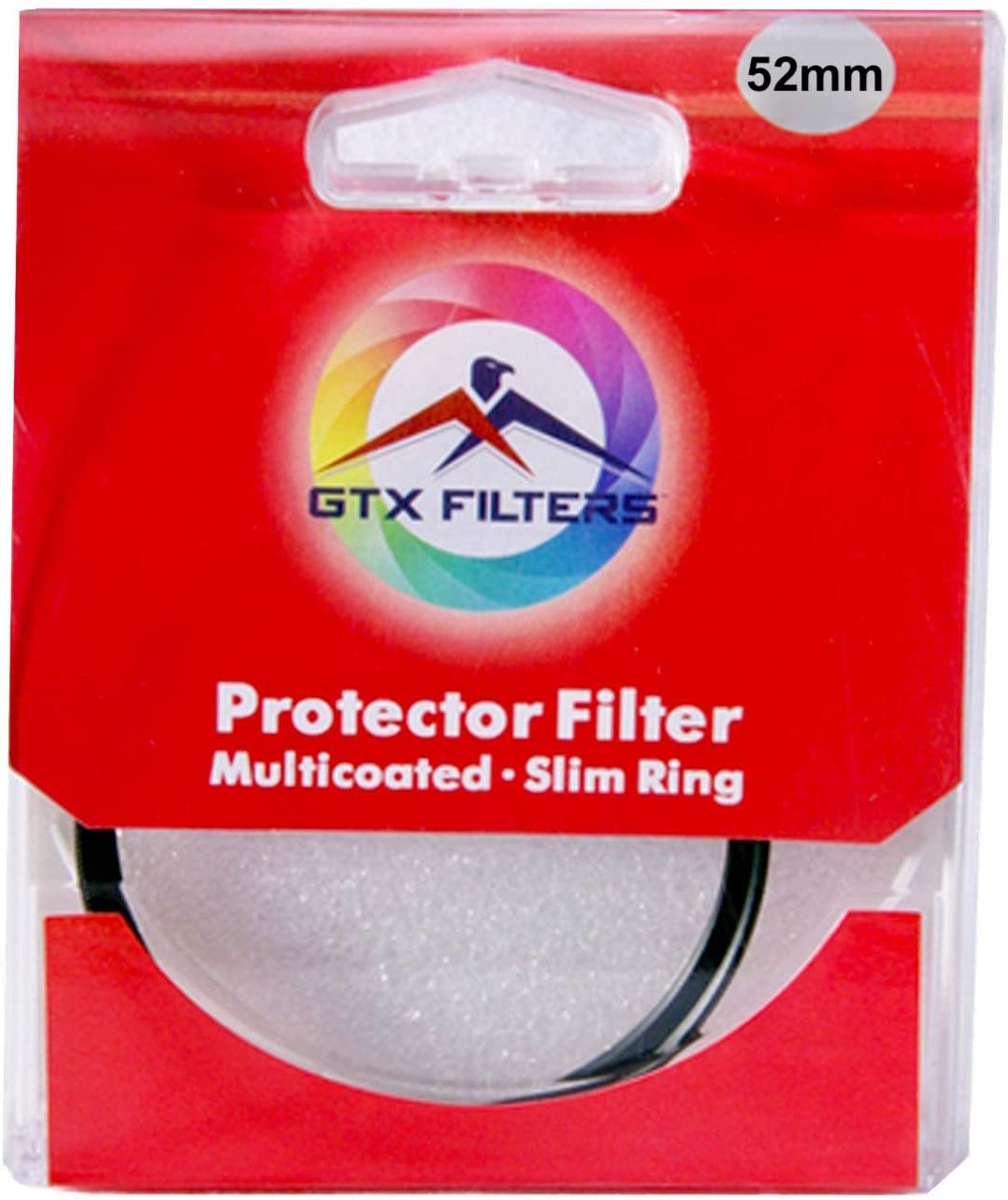 GTX FILTERS GF-X//PROTECTOR52 X Series Protector 52mm Filter Black