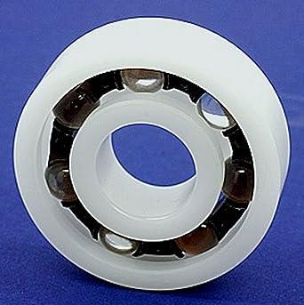 2 x MINIATURE BEARING 603 ID 3mm OD 9mm WIDTH 3mm