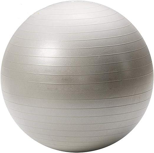 XUE Yoga Ball Chair, Silla de Bola de Equilibrio de Ejercicio 55cm ...