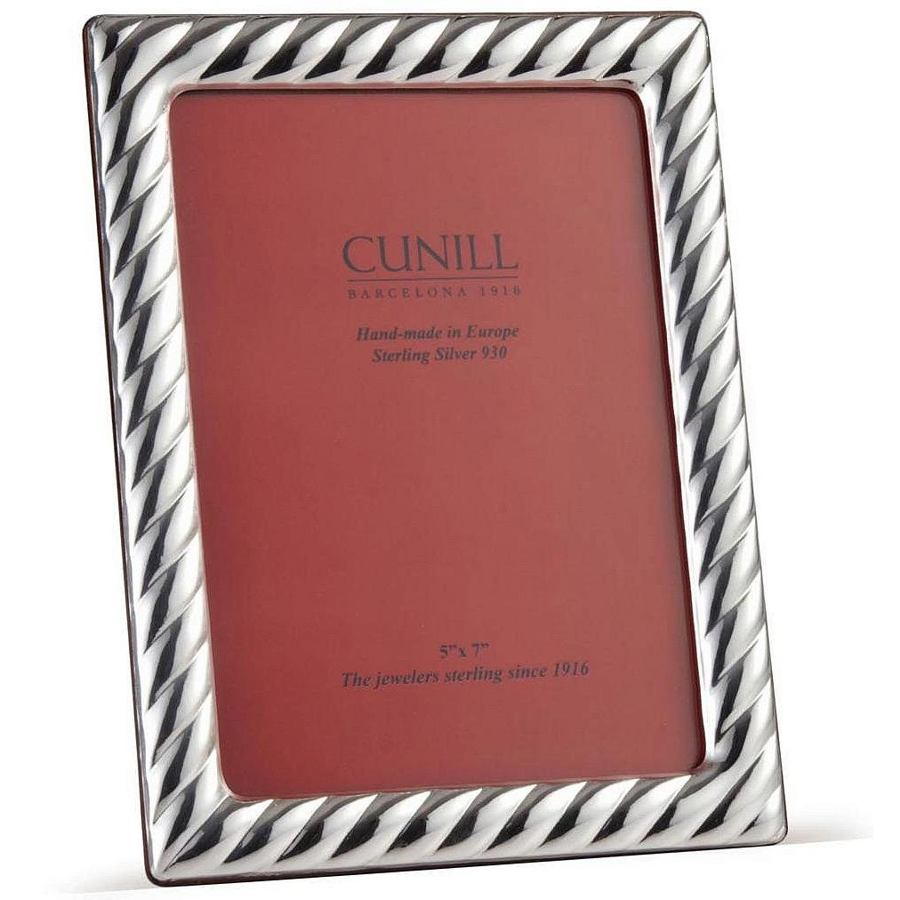 Cunill Barcelona Picasso Sterling Silver Frame, 5'' x 7''