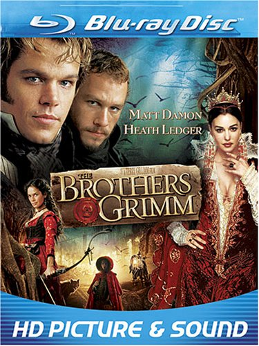 The Brothers Grimm [Blu-ray] (Bilingual)
