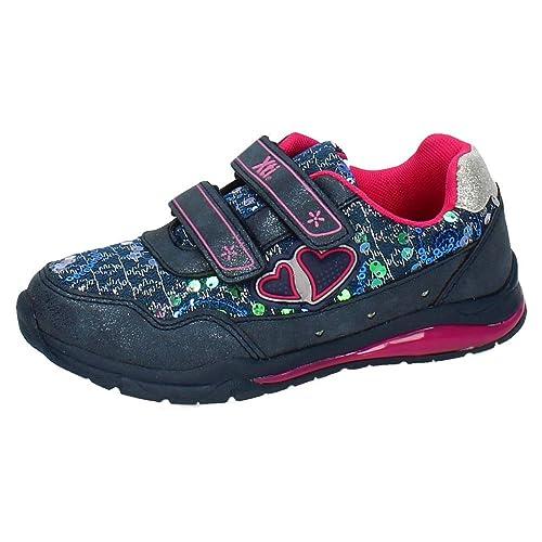 XTI 55356 Zapatillas con Luces NIÑA Deportivos: Amazon.es: Zapatos y complementos