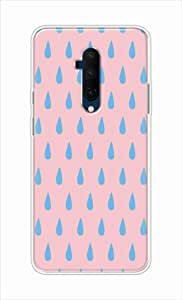 كفر حماية مرن شفاف جراب  متوافق مع ون بلس 7 تي برو  - متعدد الألوان -  بواسطة اوكتيك