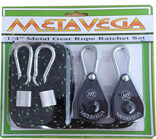 Metavega Heavy Duty 1/4
