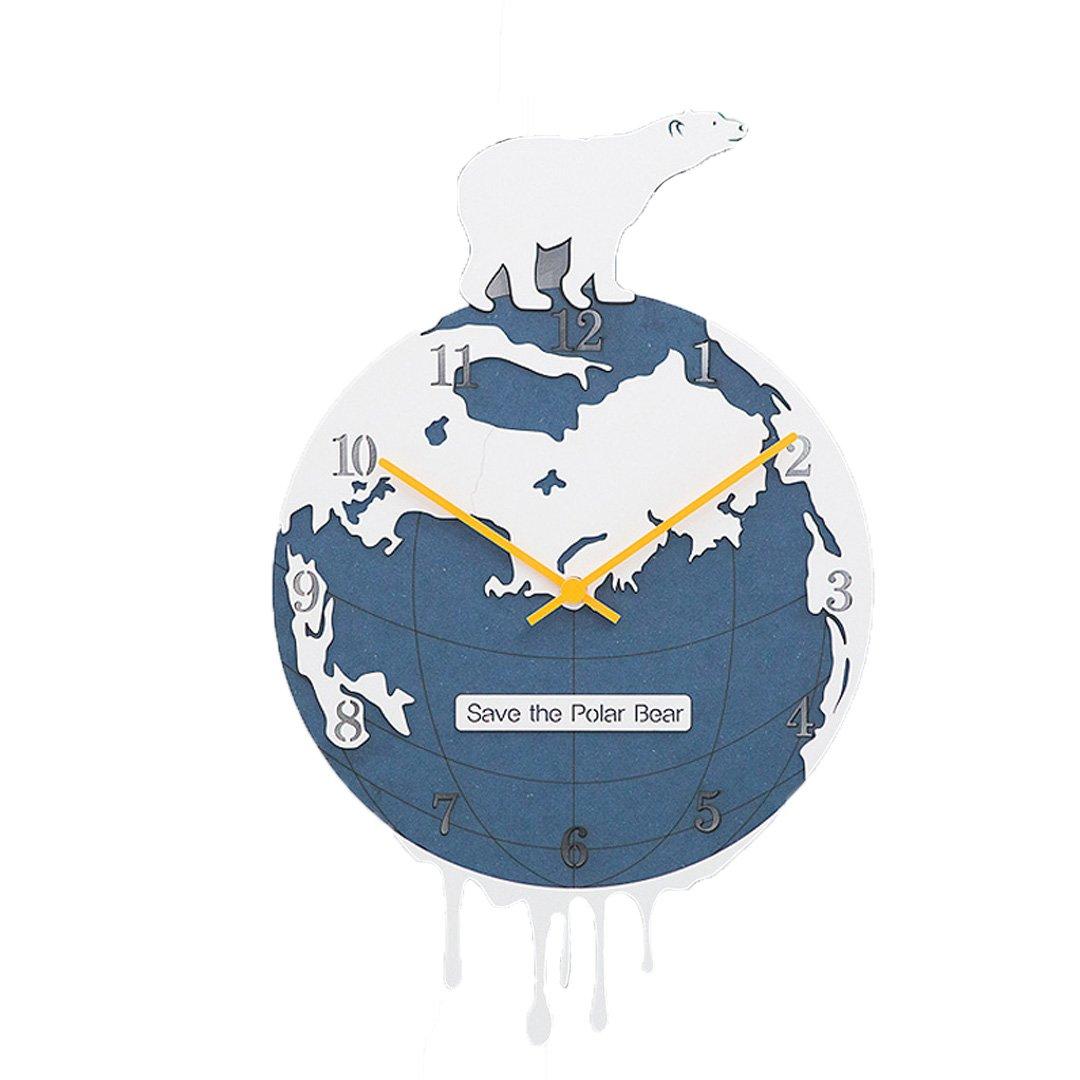 おしゃれ 掛時計 壁掛け 現代 欧風 リビング 掛け時計 時計 個性 アイデア シズネ SFANY B07FBZ63YJタイプ3