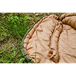 TETON Sports Celsius XXL Sleeping Bag; Great for Family Camping; Free Compression Sack 22 COMFORTABLE SLEEPING BAG FOR ADULTS: Soft lining; Half-circle mummy style hood keeps you warm and your pillow clean; Unzips on each side for airflow and easy access; For camping in 3 seasons NEVER ROLL YOUR SLEEPING BAG AGAIN: TETON provides a great compression sack for stuffing your sleeping bag; Start at the bottom and stuff the bag in, then tighten the heavy-duty straps STAY WARM IN COLD WEATHER: You'll be warm and rested in this sleeping bag; Innovative fiber fill, double-layer construction and draft tubes work together to keep the warmth in