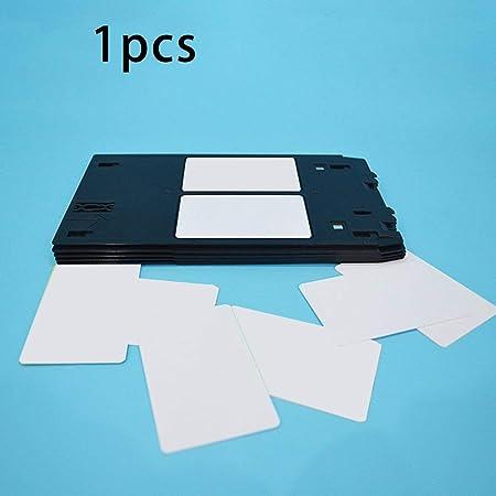 Bandeja Profesional de Tarjetas de PVC Bandeja de impresión ...