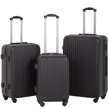 Amazon.com: Hardshell - Juego de maletas con ruedas ...