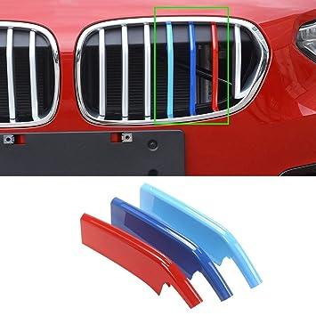 Emblemas para parrilla delantera con diseño de coche ABS cromado para decorar el exterior, accesorios
