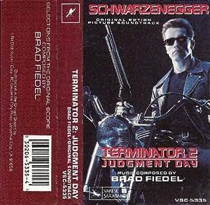 Soundtrack Terminator 2 Judgment Day Amazon Com Music