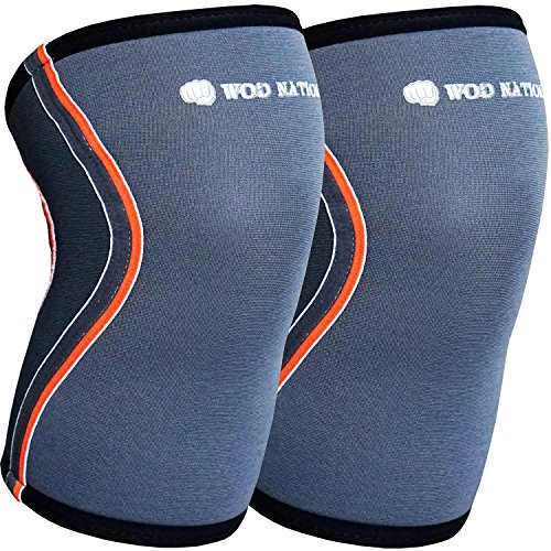 WOD Nation Sleeves Weightlifting Compression