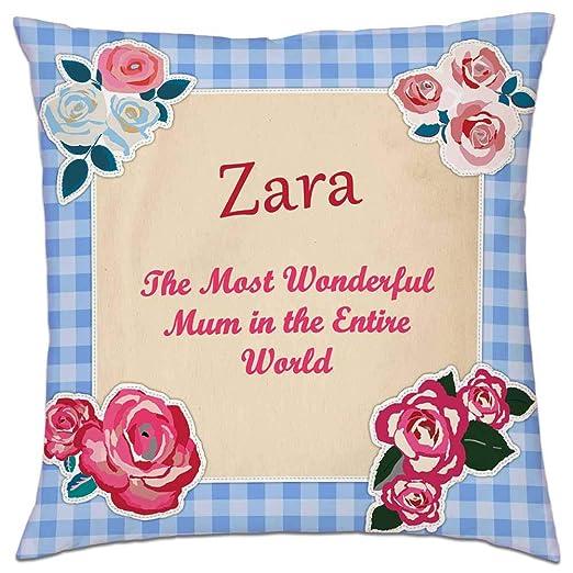 FaceOn Cushions Zara la Madre más Maravillosa en Todo el ...