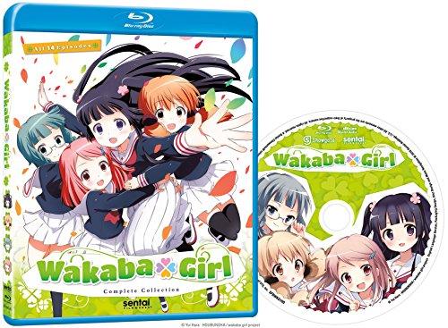 Wakaba Girl [Blu-ray]