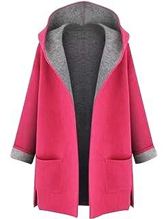 Angel/&Lily Thicken Overcoat Fleece A line Hooded Parka Plus 1x-10x SZ16-52