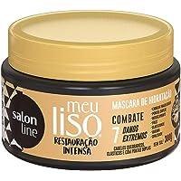 Creme Tratamento Salon Line 300G Meu Liso Restauração Intensa, SALON LINE