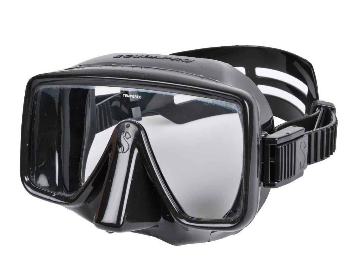 Scubapro Frameless Mask (Black) by Scubapro