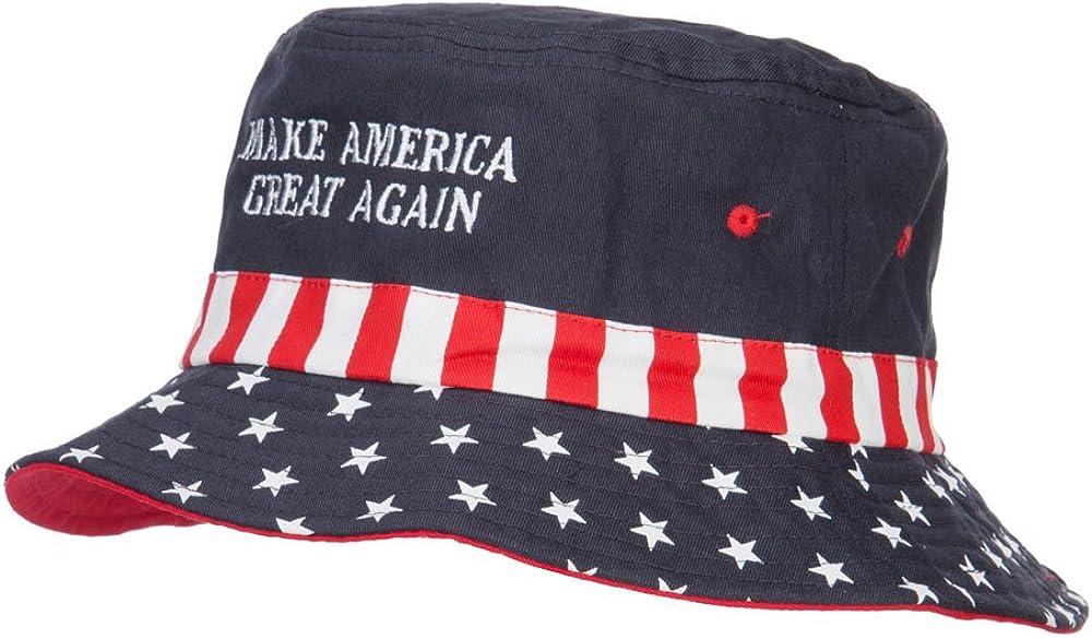 e4Hats.com Make America Great Again Embroidered USA Beanie