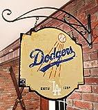 MLB Los Angeles Dodgers Men's Tavern Sign, Large, Blue