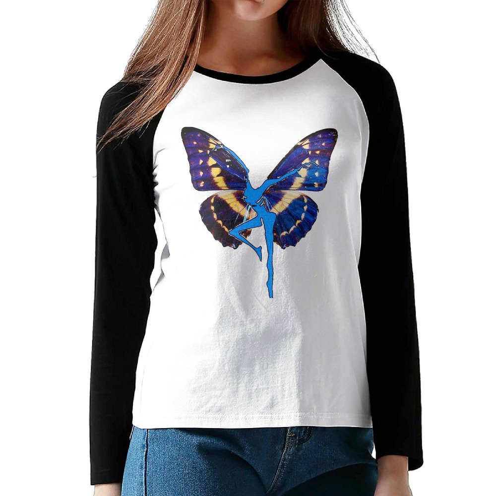 7af5d7191cf Top2  Dave Matthews Band You   Me Womens Long Sleeve Raglan Shirt Summer