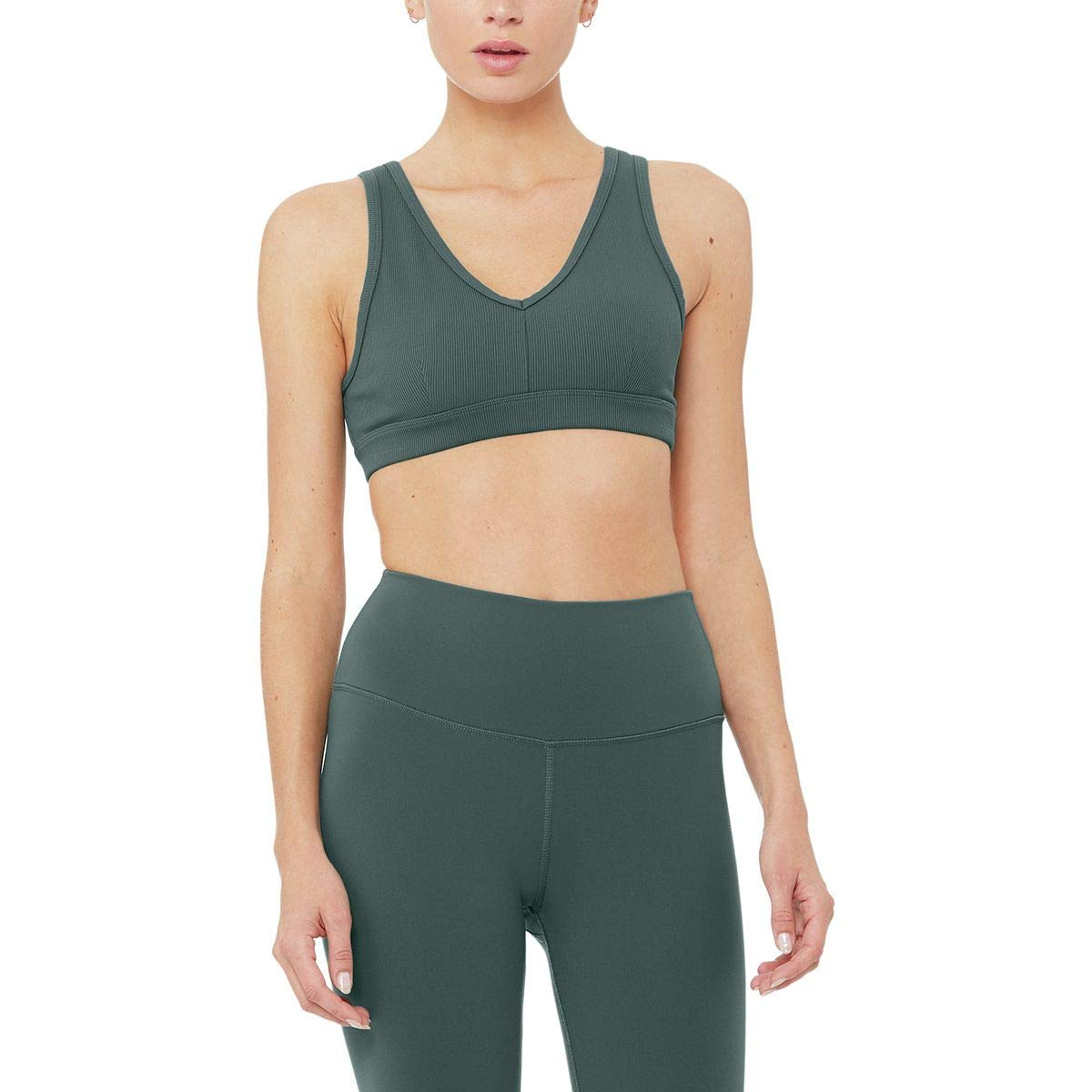 Alo Yoga Togetherness Bra - Womens at Amazon Womens ...