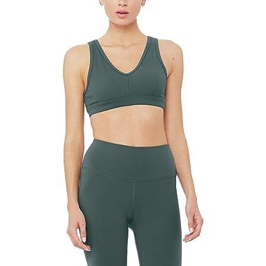 ca133e35ce746 Alo Yoga Togetherness Bra - Women s at Amazon Women s Clothing store